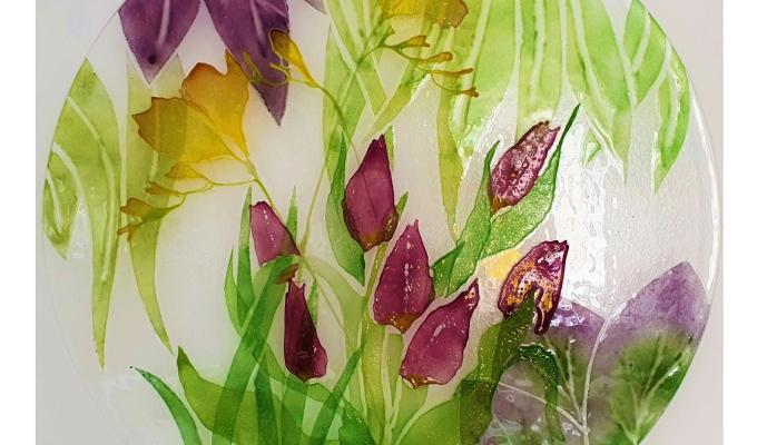 Tulips & FreesiasI