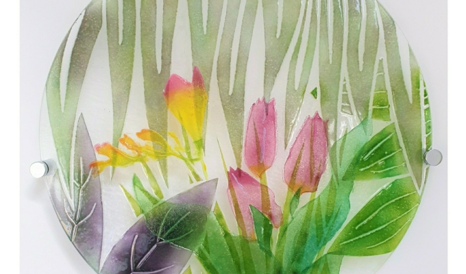 Tulips & FreesiasII